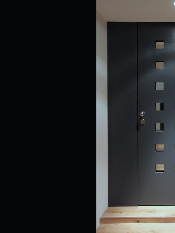 Eine Brandschutztüre von Späni AG Schreinerei und Innenausbau, eingebaut in Stäfa